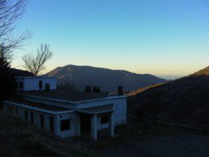 Saliendo de Capileira